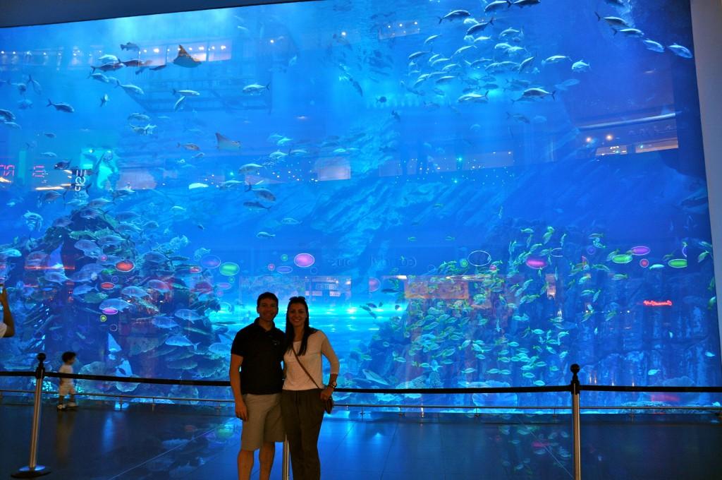 Dubai Aquarium_Cy & Rich