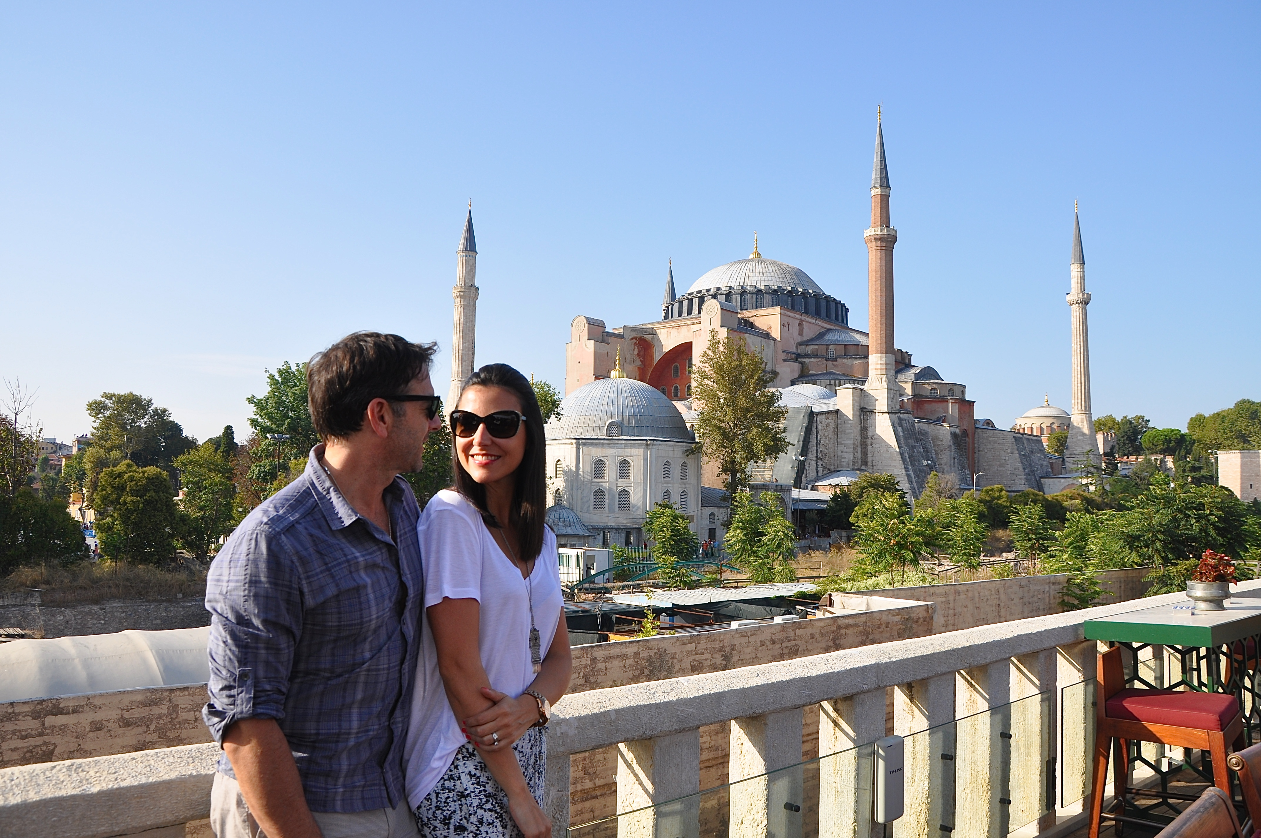 We Didn T Think Twice When Deciding On A Hotel In Istanbul Actually Did Have To Make Decision Four Seasons At Sultanahmet Or